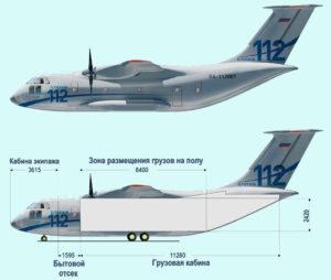 Взлетит ли ИЛ-112В