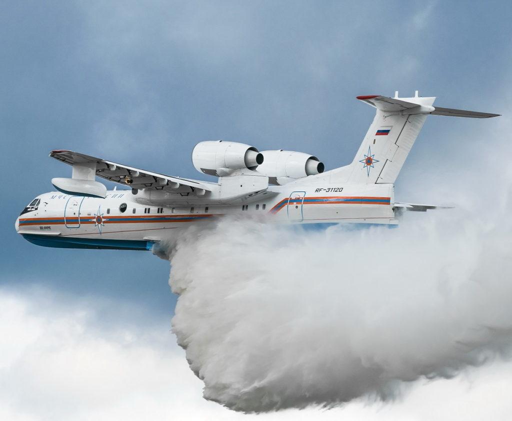 Be-200 Partner-Avia