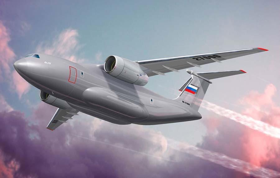 sproektirovana-krupnomasshtabnaya-model-il-276